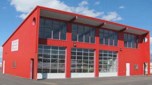 Firehouse Exterior