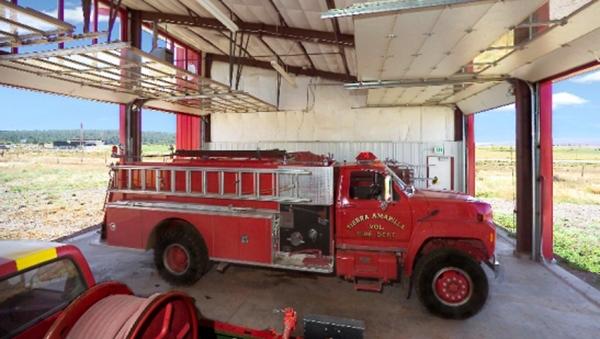 Firehouse Interior
